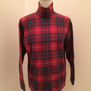 Vintage Eddie Bauer Boxy Turtleneck Top